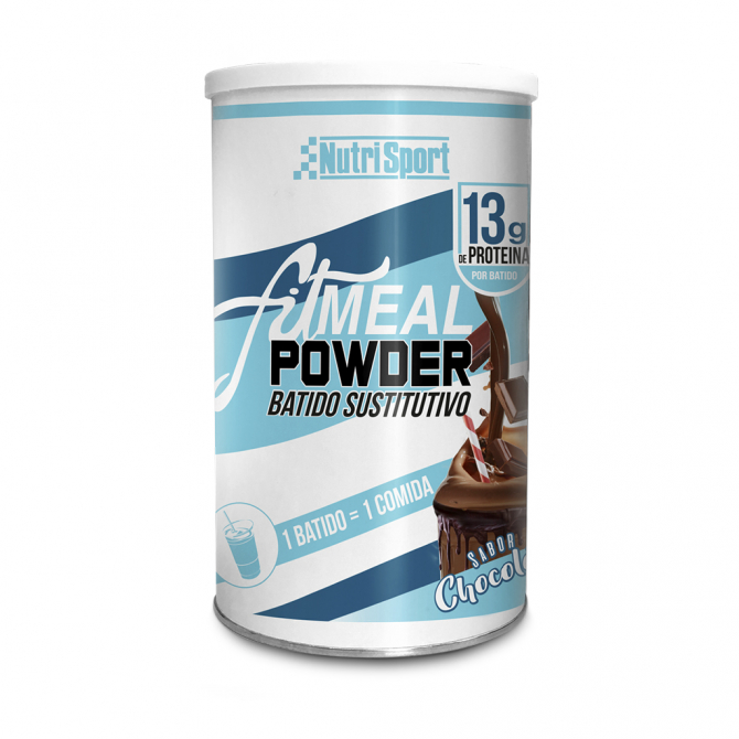 NUTRISPORT FIT MEAL POWDER CHOCOLATE