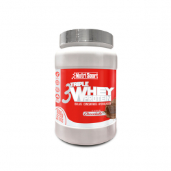 Triple whey chocolate