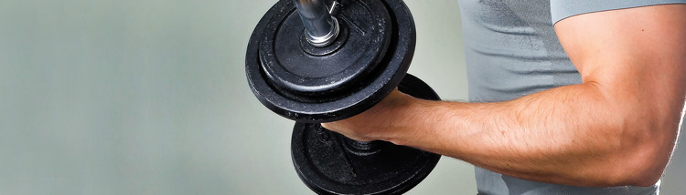 Suero de leche para aumentar músculo