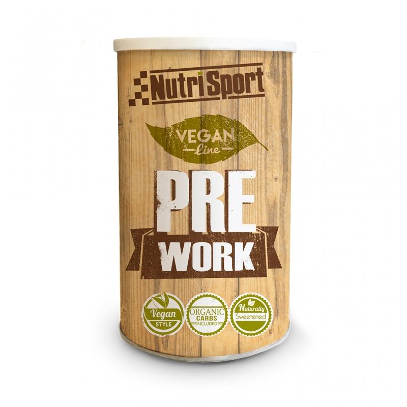 vegan-prework