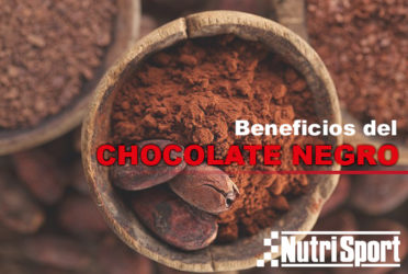 Beneficios Chocolate Negro Nutrisport