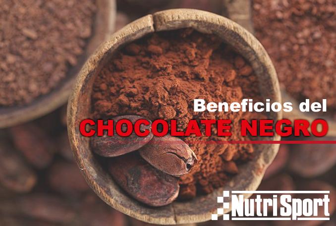 Beneficios Chocolate Negro Nutrisport