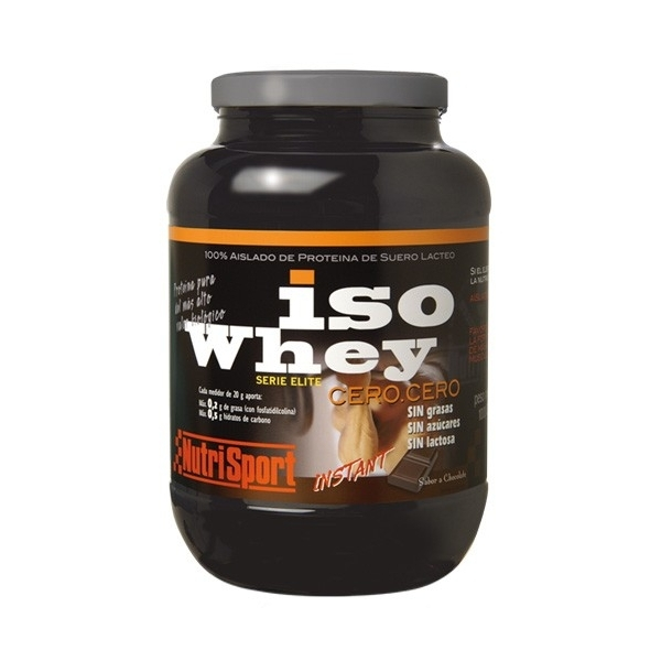 Iso whey Cero Cero - Post beneficios del chocolate