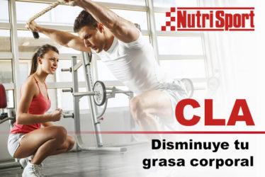 CLA disminuye tu grasa corporal