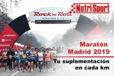 MARATÓN MADRID: TU SUPLEMENTACIÓN KM