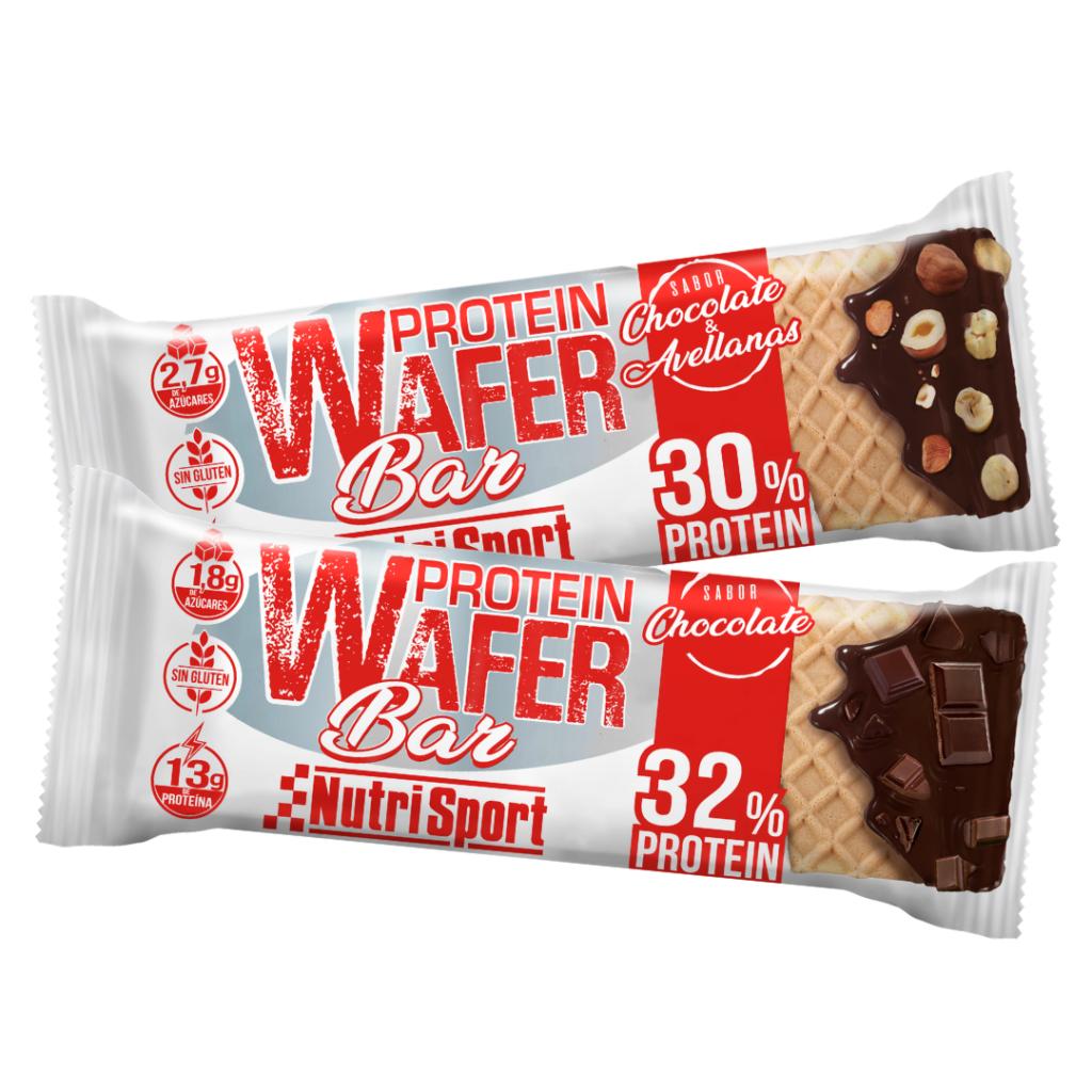 wafer bar nutrisport
