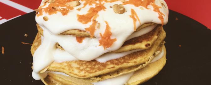 Recetafit: Carrot Pancake - Nutrisport receta healthy
