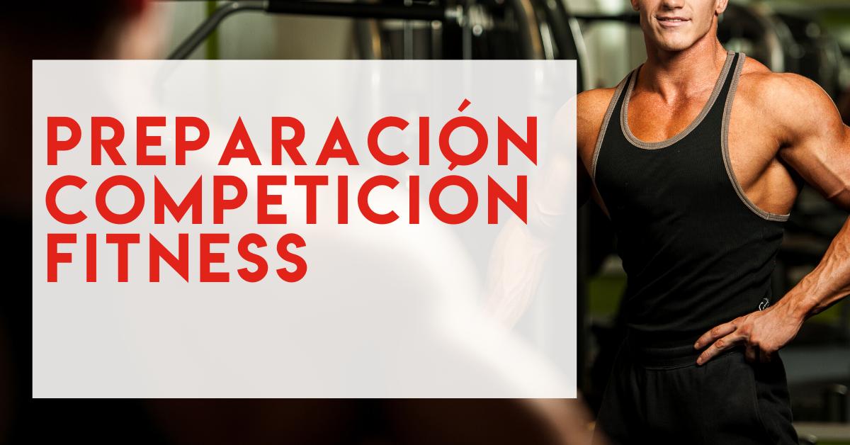 Webinar NutriSport: Preparación competición fitness