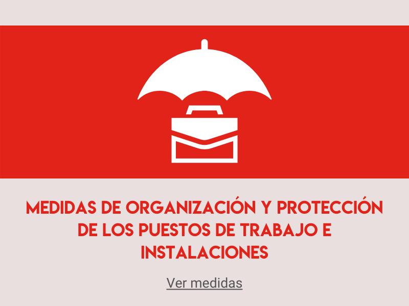 Nutrisport protocolo seguridad en el trabajo