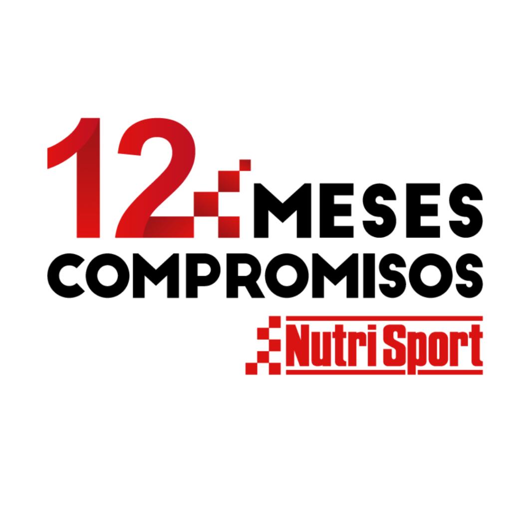 12meses 12 compromisos nutrisport