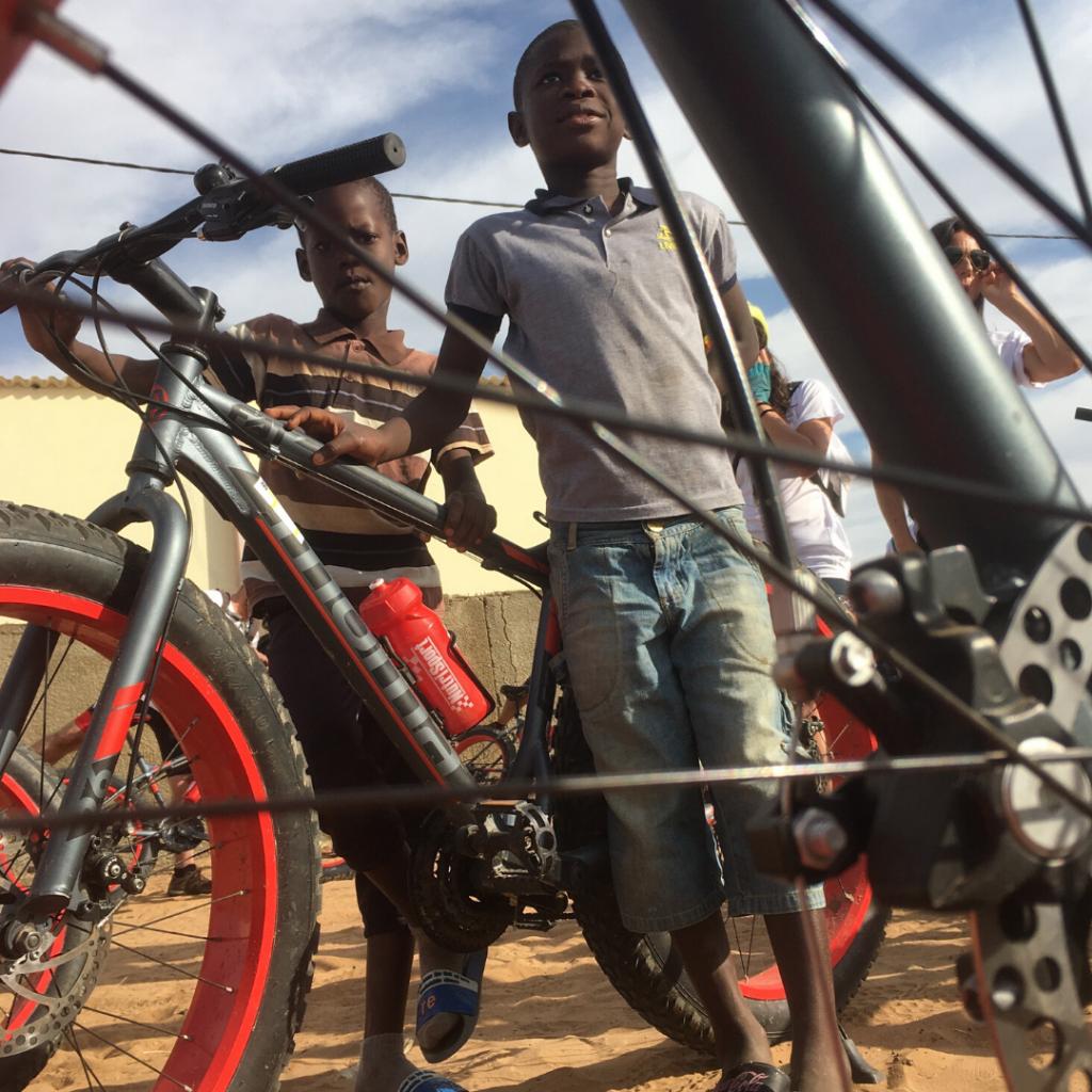 nutrisport bicicletas sin fronteras