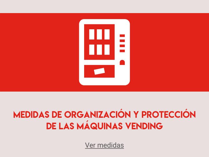 Nutrisport protocolo seguridad máquinas vending