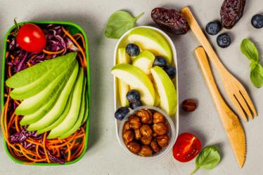 Ideas de recetas de tupper sanas para llevar al trabajo sin usar microondas. NutriSport
