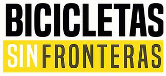 Logo bicicletas sin fronteras
