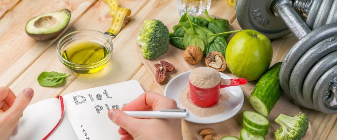 Nutrisport banner blog grande y Plan Plan nutricional online personalizado