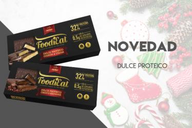 Novedad: Dulce Proteico de Foodieat