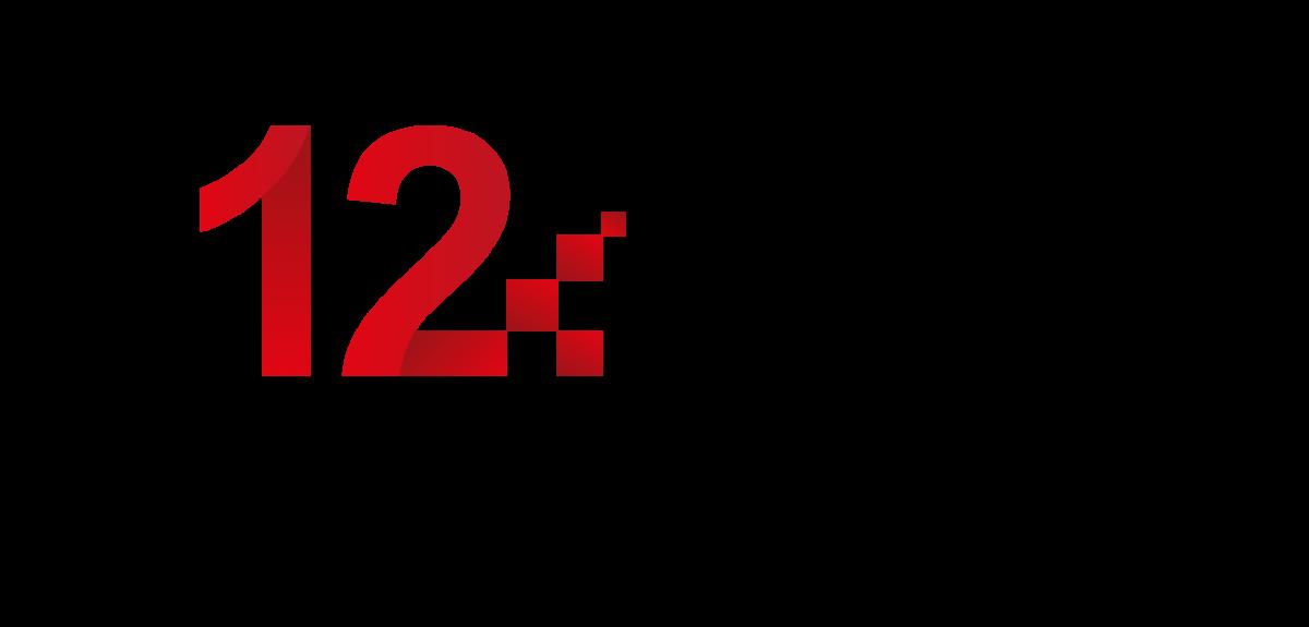 12meses 12 compromisos logo